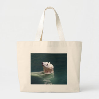 Polar bear resting bag