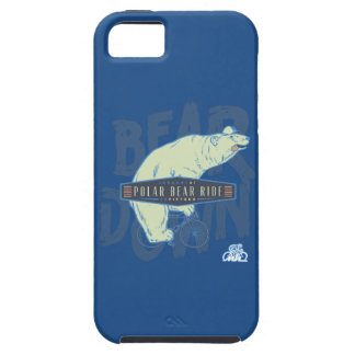 Polar Bear Ride iPhone 5 Covers