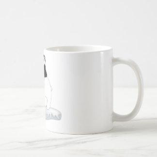 Polar Bear Ride Coffee Mugs
