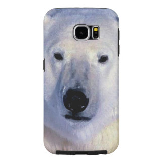 Polar Bear Samsung Galaxy S6 Cases