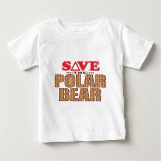 Polar Bear Save Baby T-Shirt