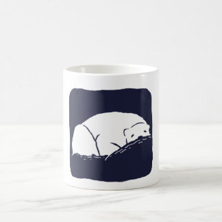 Polar Bear - Save the Earth Classic White Coffee Mug