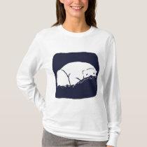 Polar Bear - Save the Earth T-Shirt