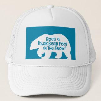 Polar Bear Saying Trucker Hat