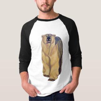 Polar Bear Shirts Polar Bear Art Baseball Jersey