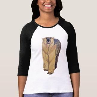 Polar Bear Shirts Polar Bear Art Ladies Jersey