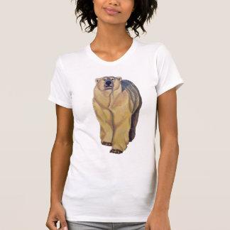 Polar Bear Shirts Polar Bear Art Ladies Tank Top