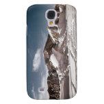Polar Bear Snow Sculpture Galaxy S4 Cover
