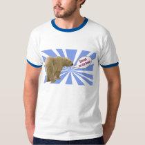 polar bear _speak to my butt T-Shirt