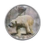 Polar Bear Strut Candy Tin