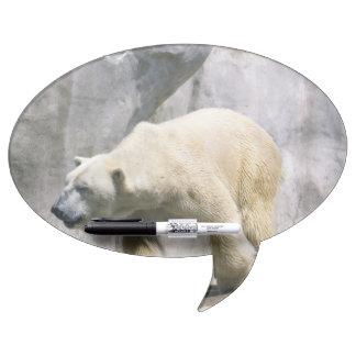 Polar Bear Strut Dry Erase Whiteboards