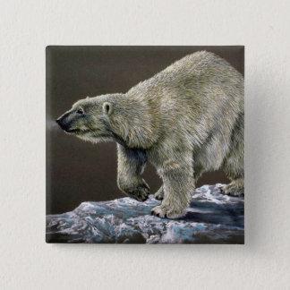 Polar Bear study Button