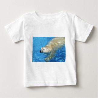 Polar bear swimming baby T-Shirt