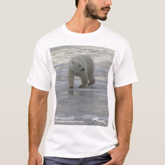Polar Bear T-Shirt 3 (front & back design)