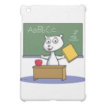 Polar Bear Teacher iPad Mini Case