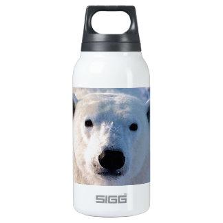 Polar Bear Thermos Water Bottle