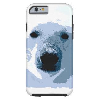 Polar Bear Tough iPhone 6 Case