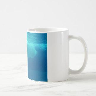 Polar Bear Underwater Coffee Mug