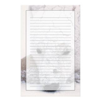 Polar Bear, Urus Maritimus, Arctic, Churchill, Stationery