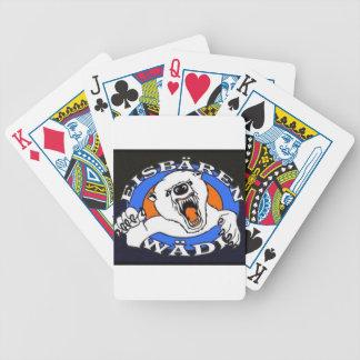 polar bear waedi.gif bicycle playing cards