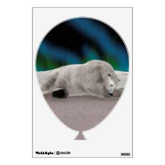 Polar Bear Wall Decal