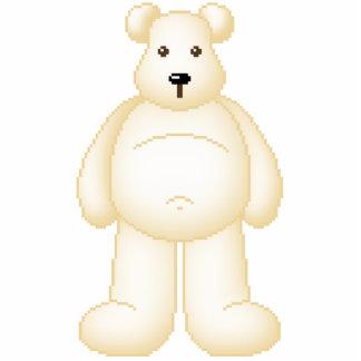 Polar Bear Wall Sculpture Photo Cutout
