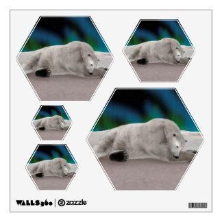 Polar Bear Wall Sticker