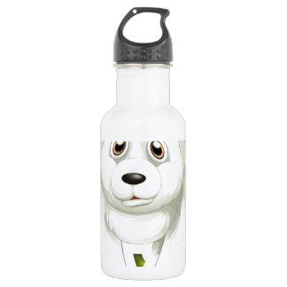 Polar bear water bottle