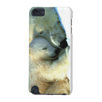 Polar Bear with Cub iPod Touch Speck iPod Touch (5th Generation) Covers