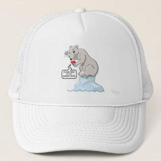 Polar Bearings Meltdown Hat