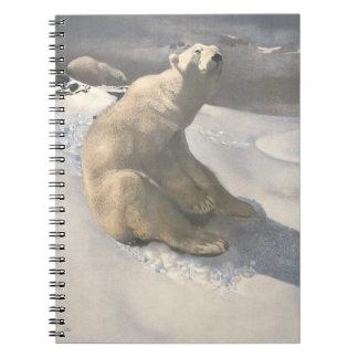 Polar Bears 1900 Notebooks