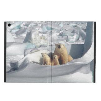 Polar Bears Arctic Wildlife iPad Air Case