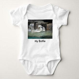 Polar Bears Baby Bodysuit