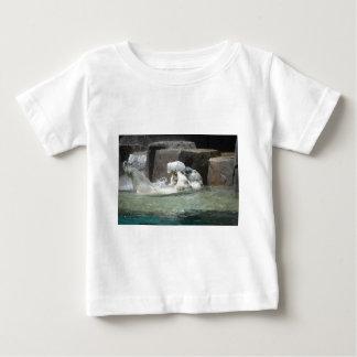 Polar Bears Baby T-Shirt