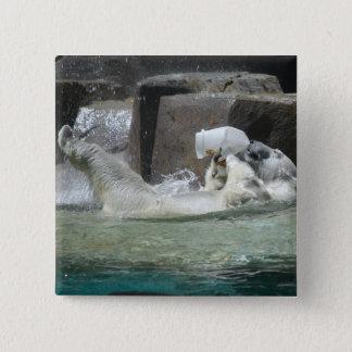 Polar Bears Button