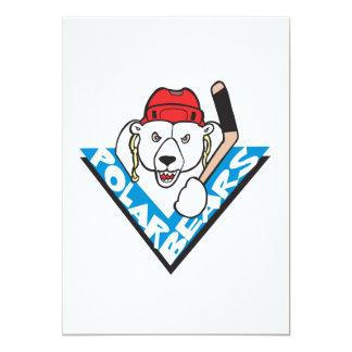 Polar Bears Card