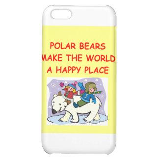 polar bears case for iPhone 5C