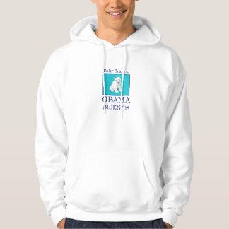 Polar Bears for Obama Sweatshirt