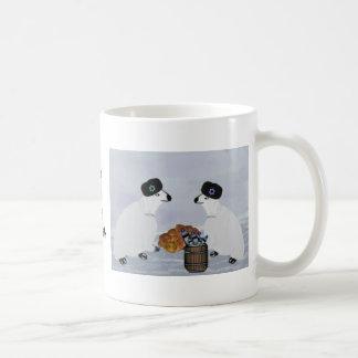 Polar Bears Hannukah Nights Mugs