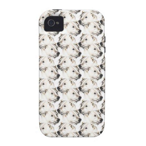 Polar Bears iPhone 4 Case
