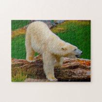 Polar Bears. Jigsaw Puzzle