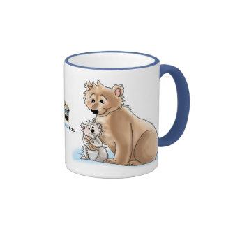 Polar Bears Mug