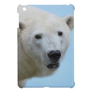 Polar bears profile iPad mini cover
