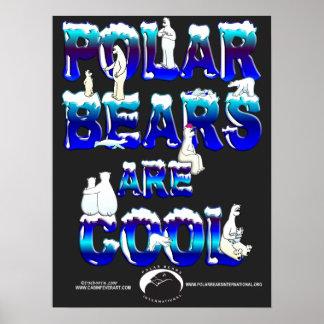 POLAR BEARS R COOL PRINT
