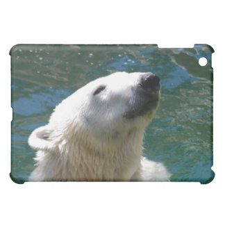 Polar bears smile case for the iPad mini