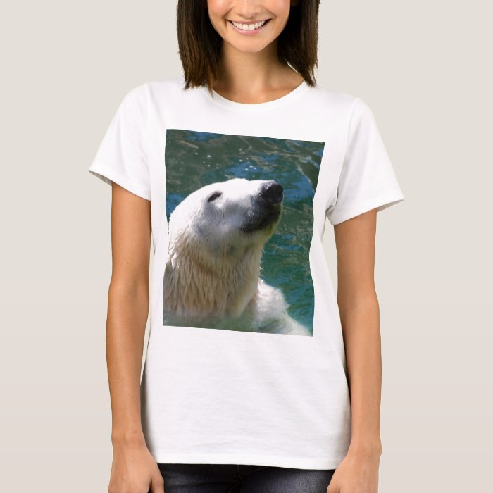Polar bears smile T-Shirt