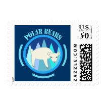 Polar Bears Stamps