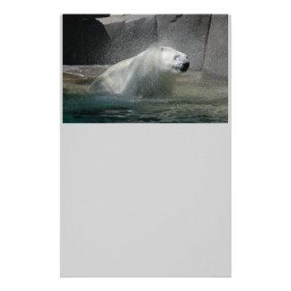 Polar Bears Stationery