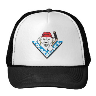 Polar Bears Trucker Hat