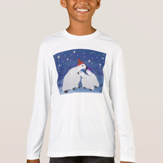 Polar Bears Winter Holiday Shirts